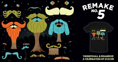 The Enchanted Forest of Stache: Night #2