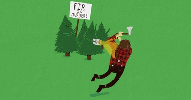 Fir is Murder