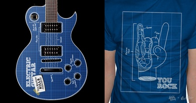 Blueprints of Rock