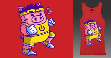 Power Pig Jogging: It's On!