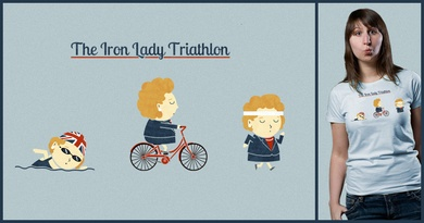 Iron Lady Triathlon