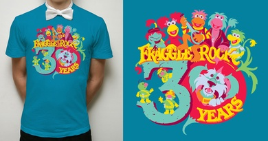 Fraggle Rock Rocks 30!