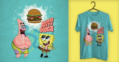 Krabby Patty Delight