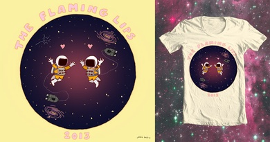 Intergalactic Love - Flaming Lips - 2013