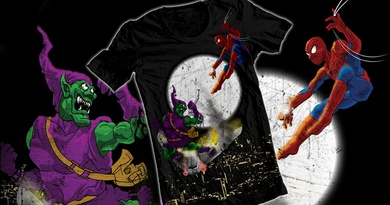 Spider-Man Battle with Green Goblin