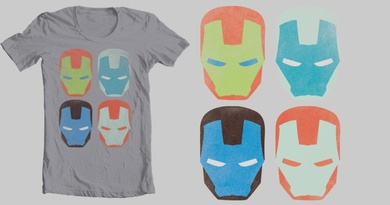 Iron Man masks