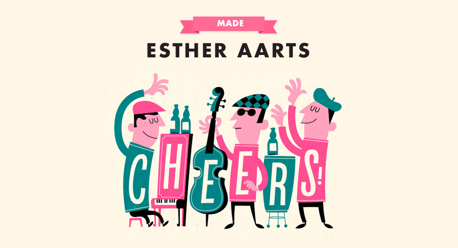 Made: Esther Aarts