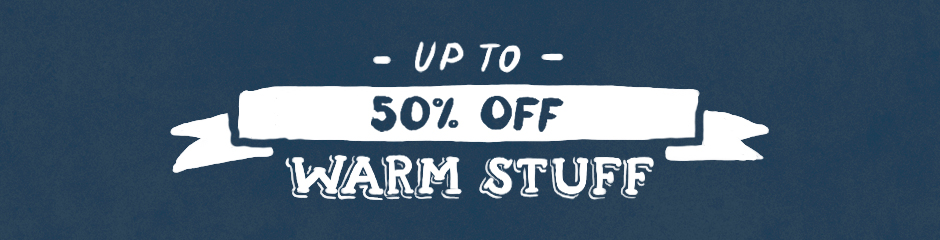 Warm Stuff Sale