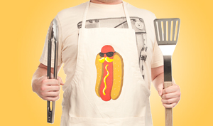 Shop Threadless Aprons