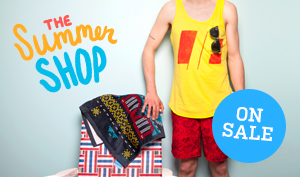 Summer Shop Sale