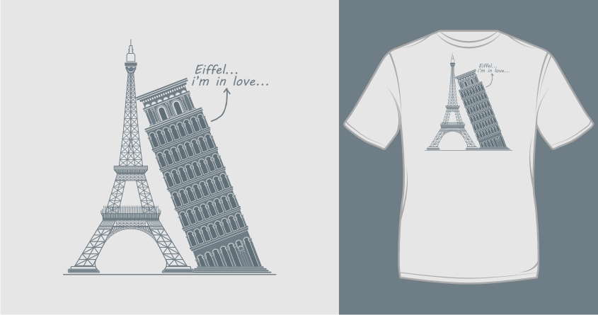 Eiffel,I'm In Love