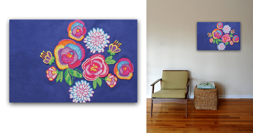 Bloom Bouquet - wall art