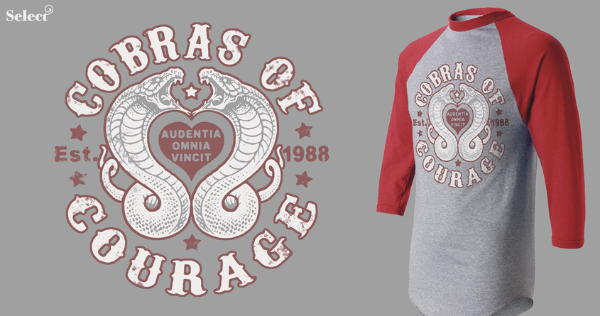 Cobras of Courage.