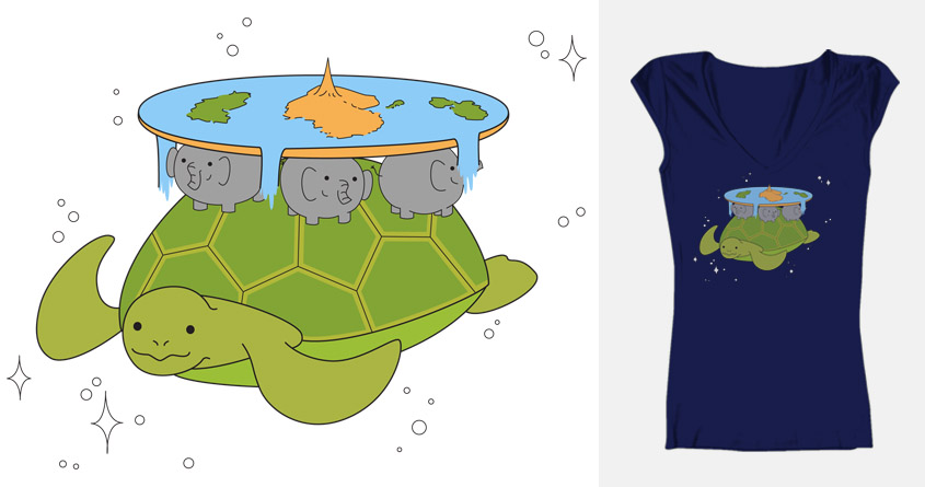 The Cute A'Tuin