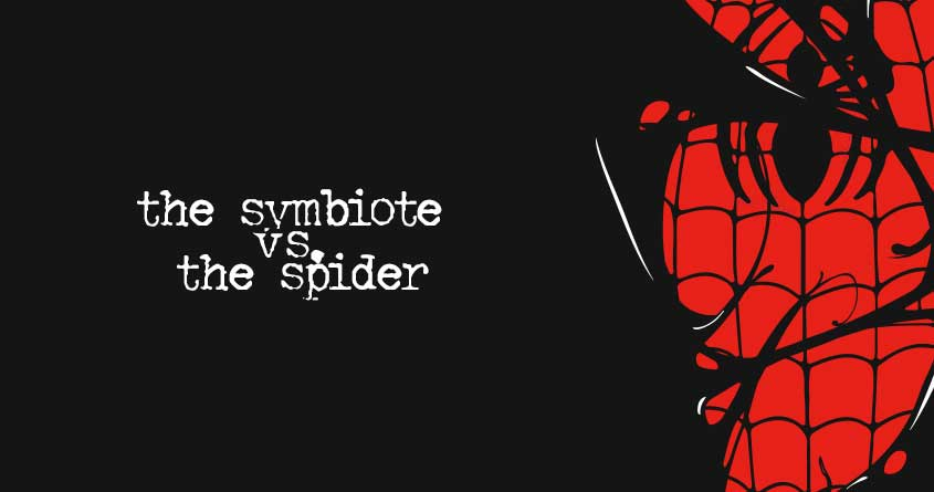 The Symbiote vs. The Spider