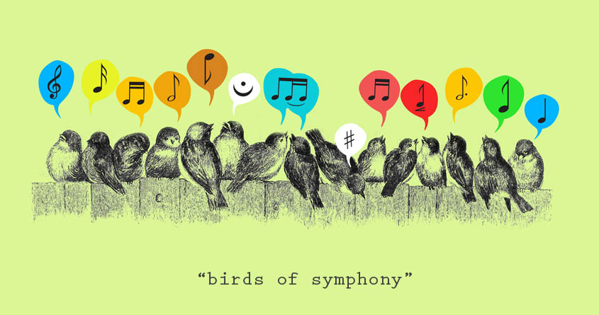 Birds of Symphony