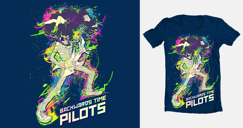Backwards Time Pilots