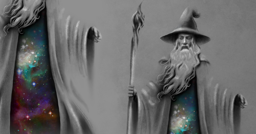 The Grey Wizard