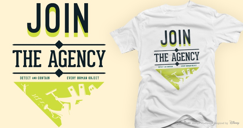 Join The Agency