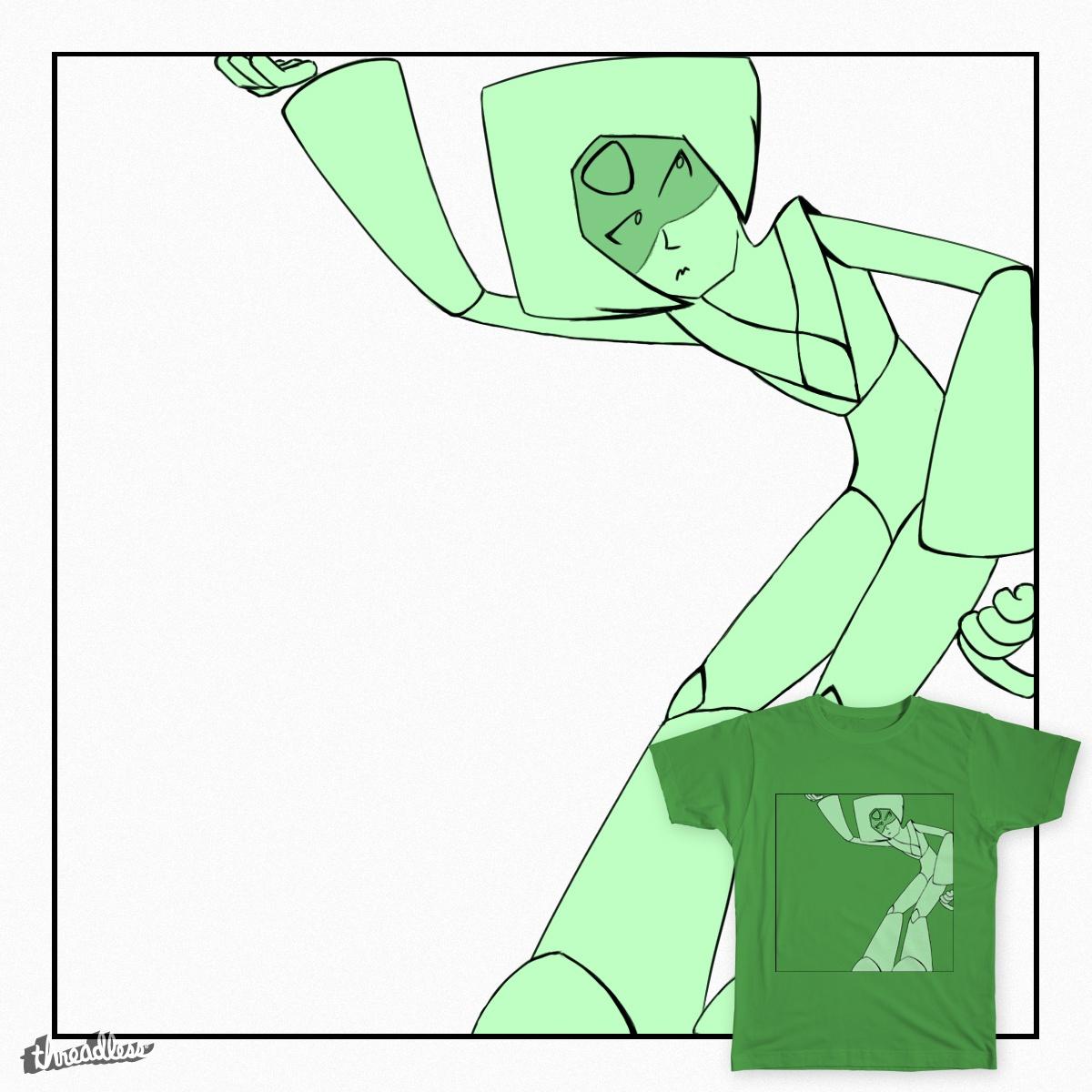 Packaged Green Dorito, a cool t-shirt design