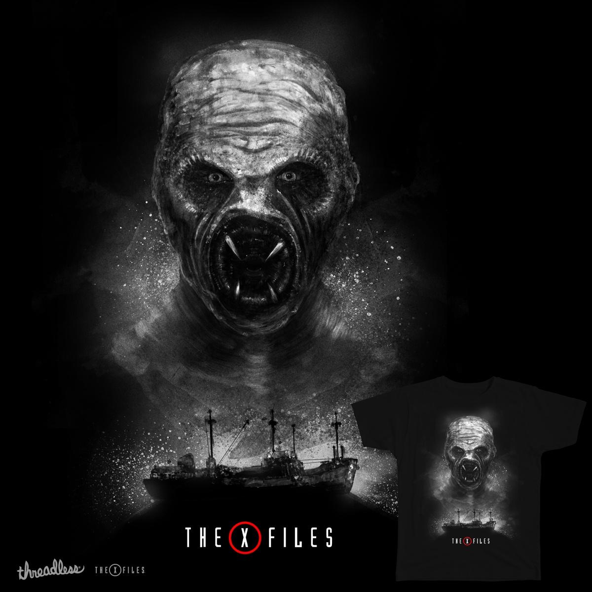 The Host, a cool t-shirt design